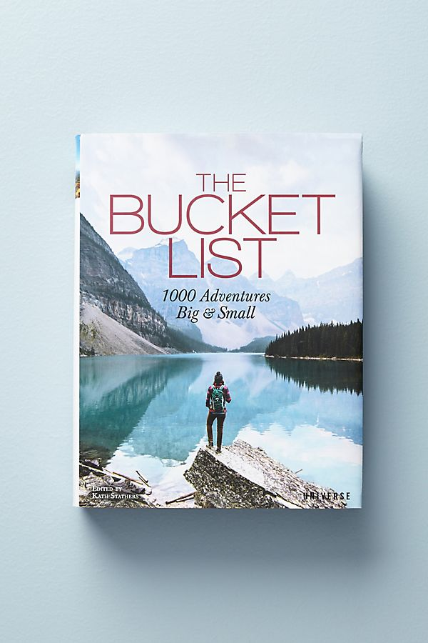 The Bucket List Coffee Table Book Top-Rated