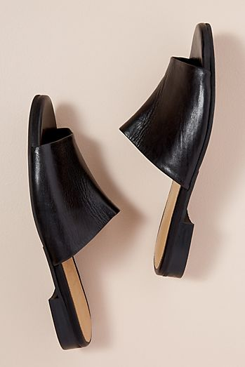 968de8e03 Selected Femme Amanda Slide-On Flats