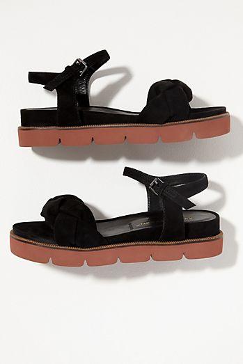 2db513c58 Bruno Premi Abena Twisted-Front Sandals