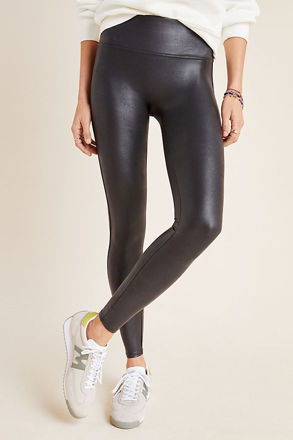 5cdd892e36c9c Spanx Faux Leather Leggings | Anthropologie