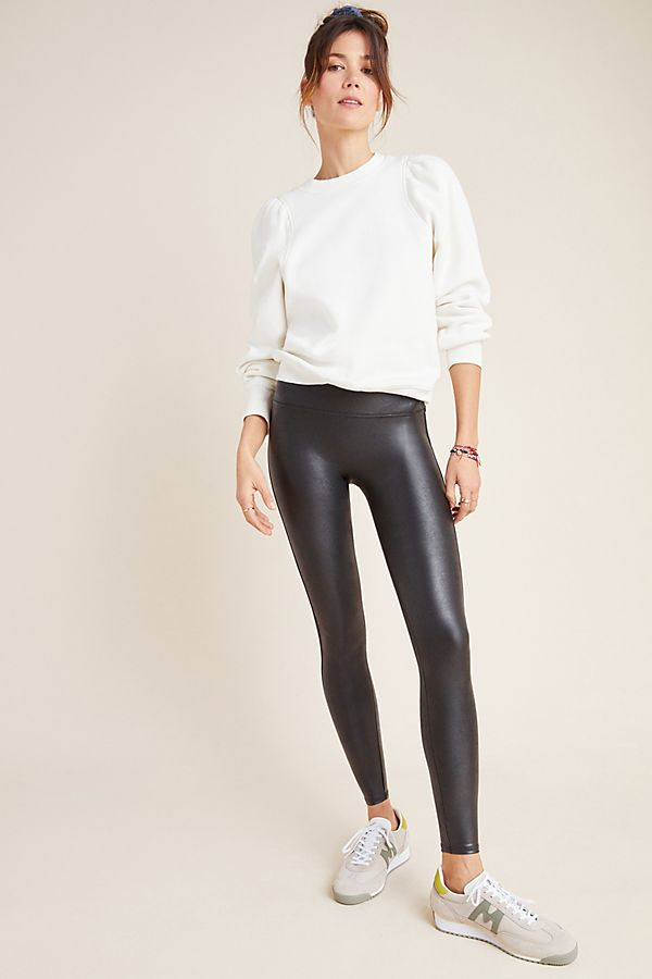 12f78c1f3 Slide View  1  Spanx Faux Leather Leggings