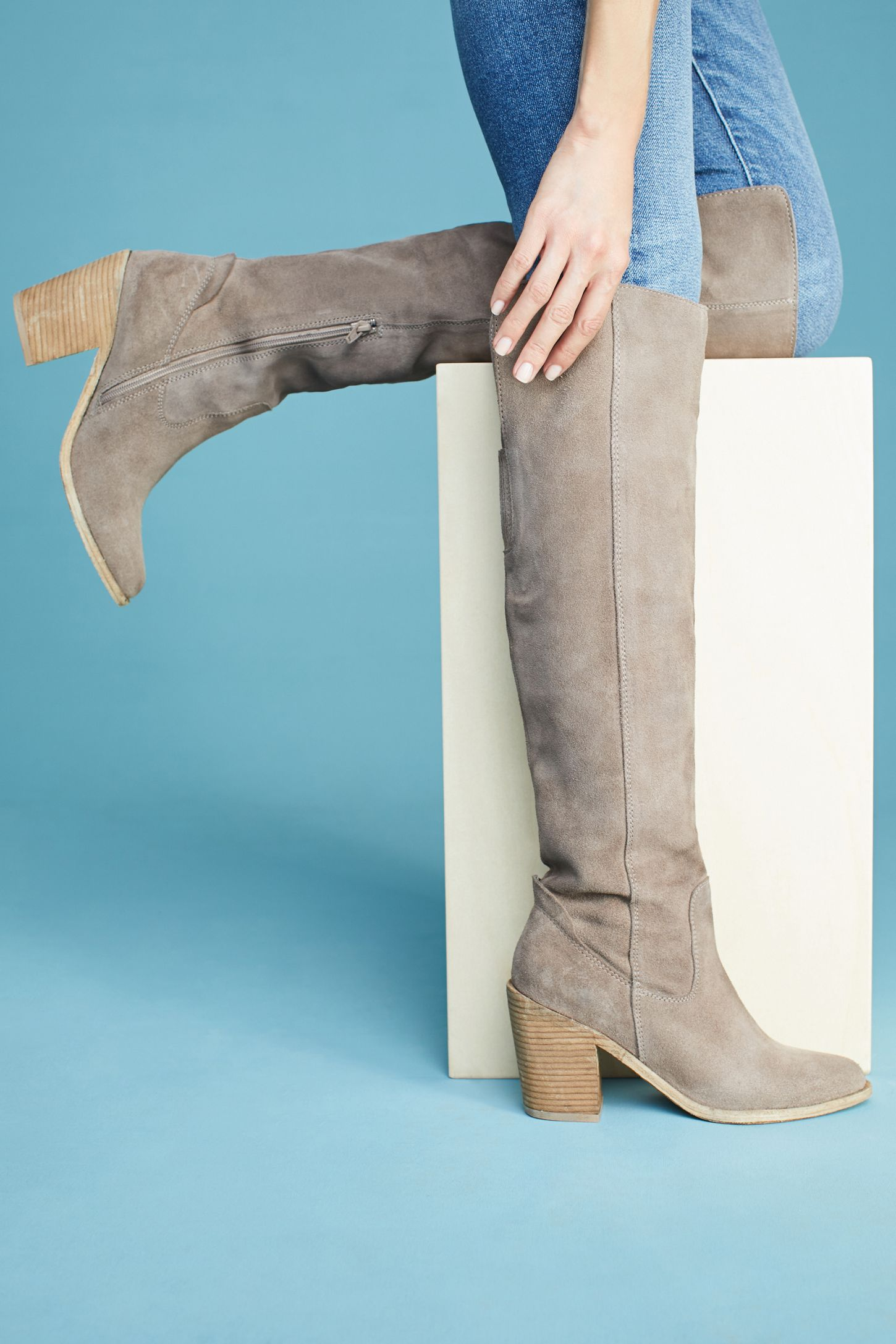 a4ad0cf64f5 Jeffrey Campbell Kalanka Over-The-Knee Boots