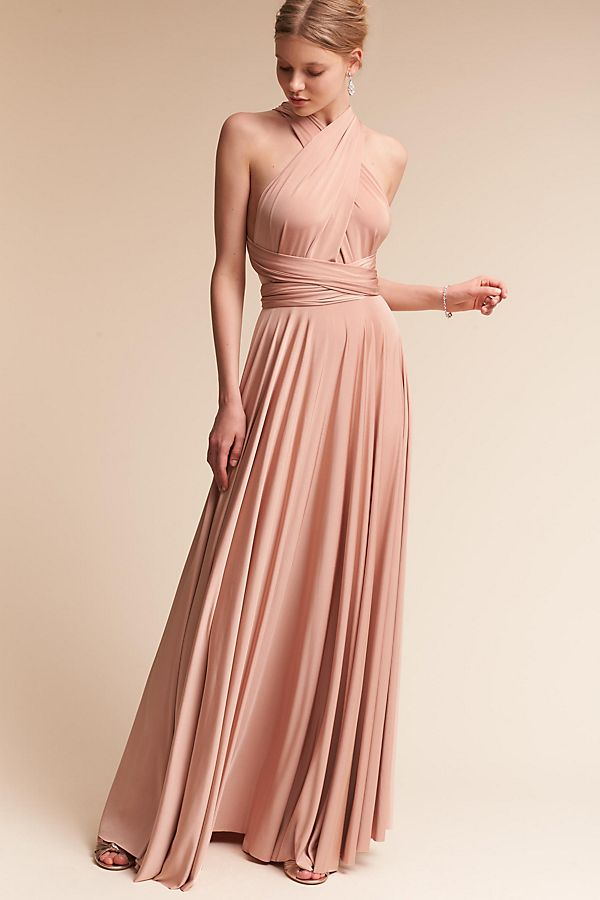good selling best loved 50% price Ginger Convertible Maxi Dress   Anthropologie