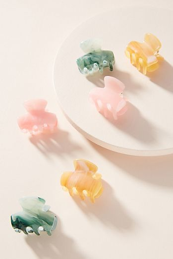 5ab032ee2 Hair Clips, Pins & Embellished Bobby Pins | Anthropologie