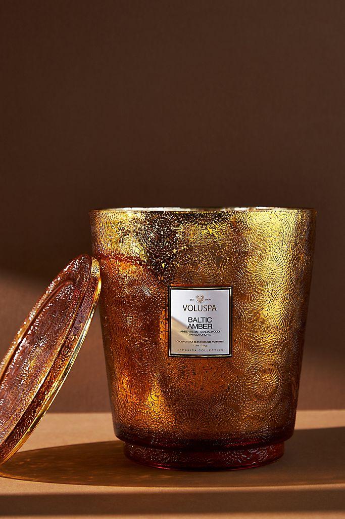 Voluspa Giant Japonica Jar Candle Anthropologie
