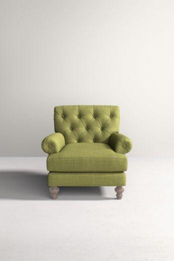 Fan Pleat Chair
