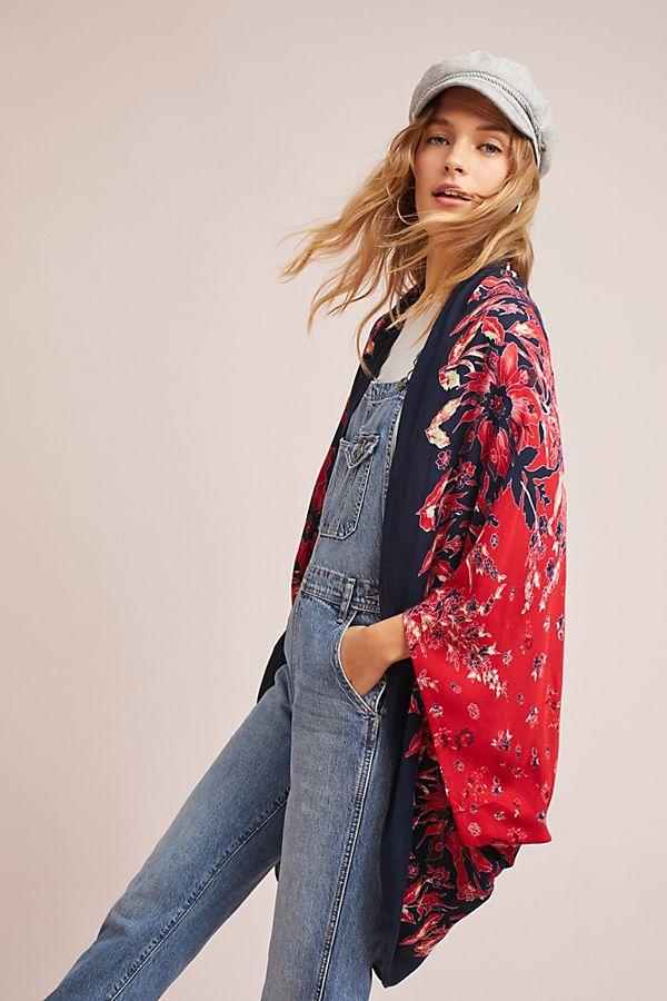 71fb33fadd Annalisa Cocoon Kimono