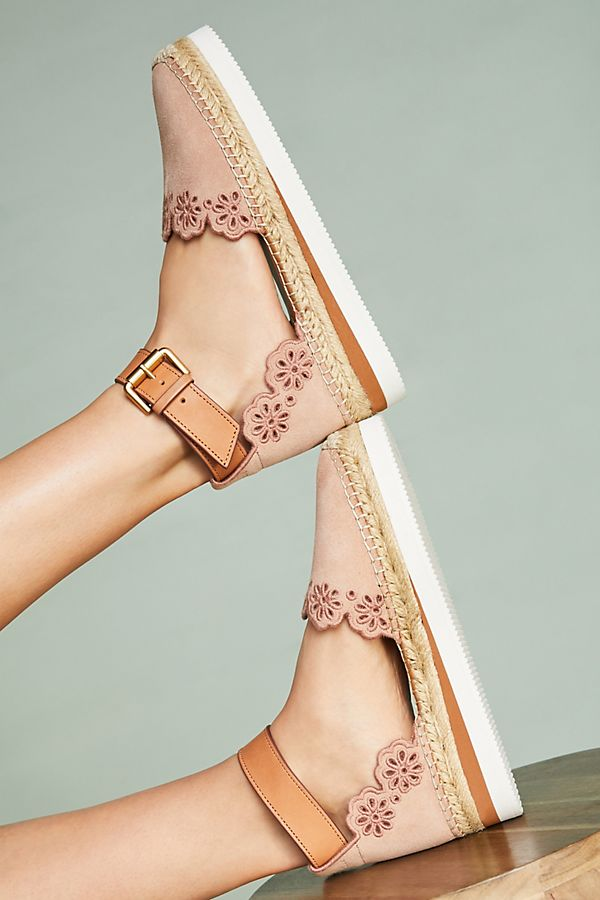 337a2e49cd28 See by Chloe Scalloped Espadrilles