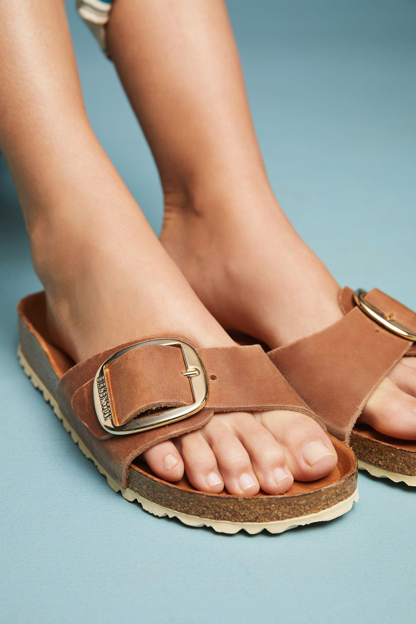 ee828741d5f Birkenstock Madrid Big Buckle Sandals