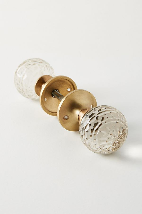 Slide View: 1: Capri Door Knob
