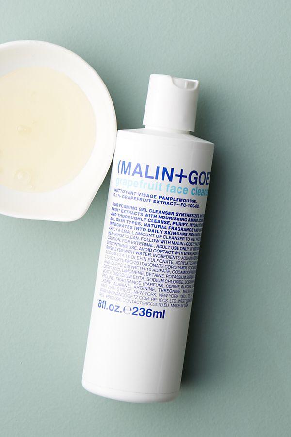 Slide View: 1: Malin + Goetz Grapefruit Face Cleanser
