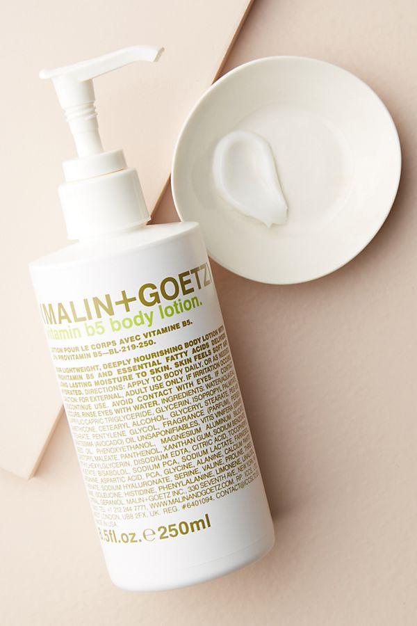 Slide View: 1: Malin + Goetz Vitamin B5 Body Lotion