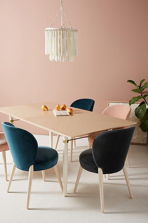 Strange Velvet Remi Dining Chair Unemploymentrelief Wooden Chair Designs For Living Room Unemploymentrelieforg