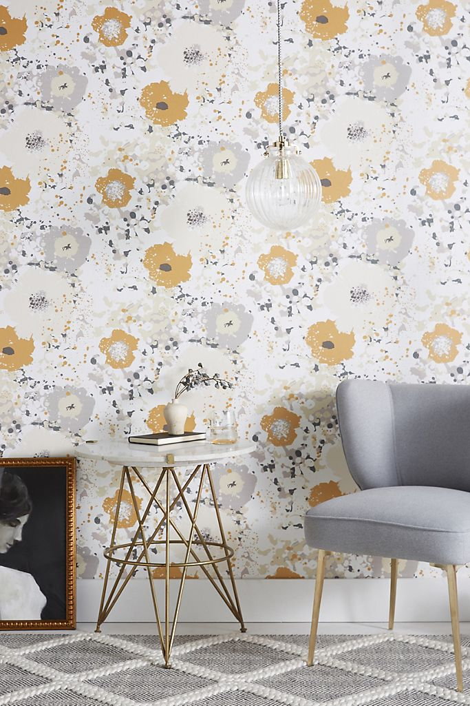Spontaneous Wallpaper Anthropologie
