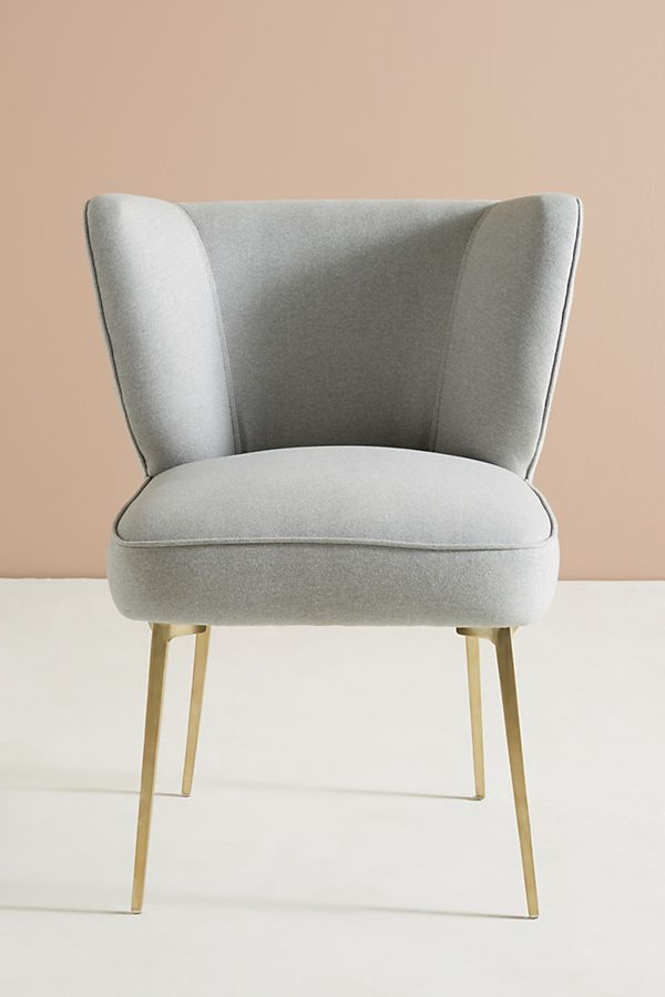 Astounding Performance Wool Clemence Dining Chair Unemploymentrelief Wooden Chair Designs For Living Room Unemploymentrelieforg