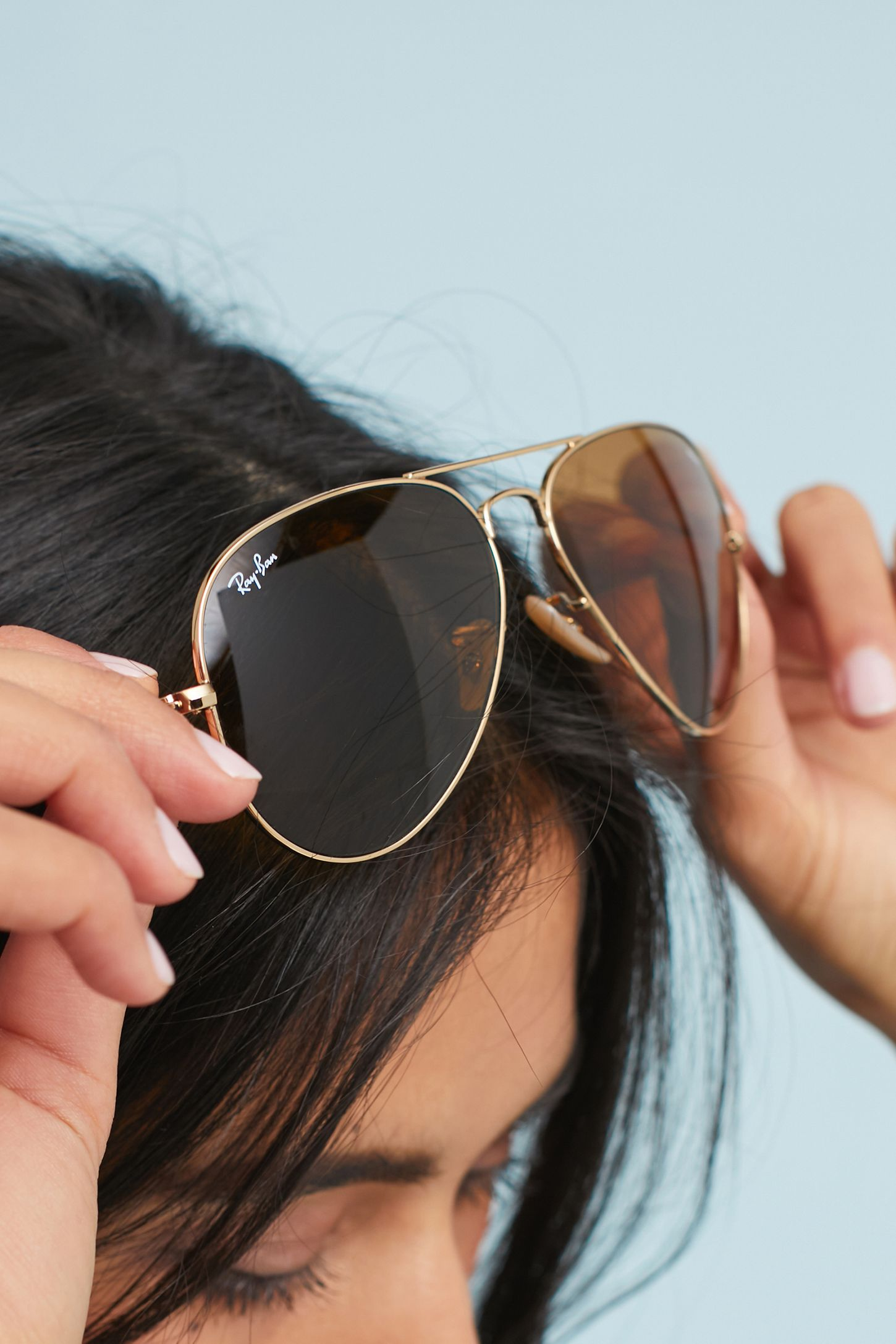 ray ban aviator evolve review