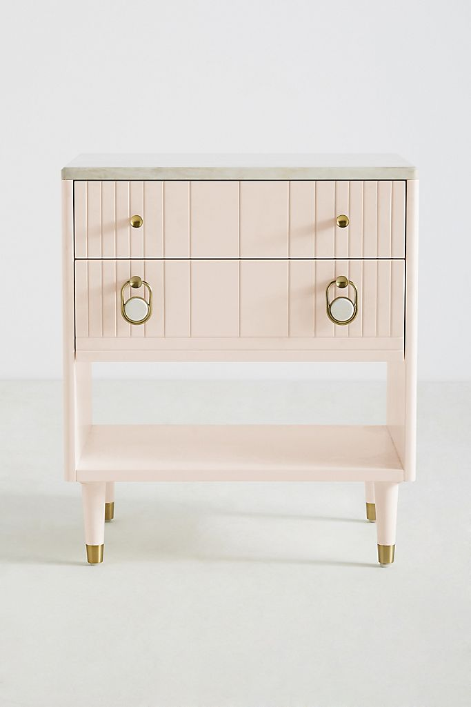 Marcelle Nightstand Anthropologie