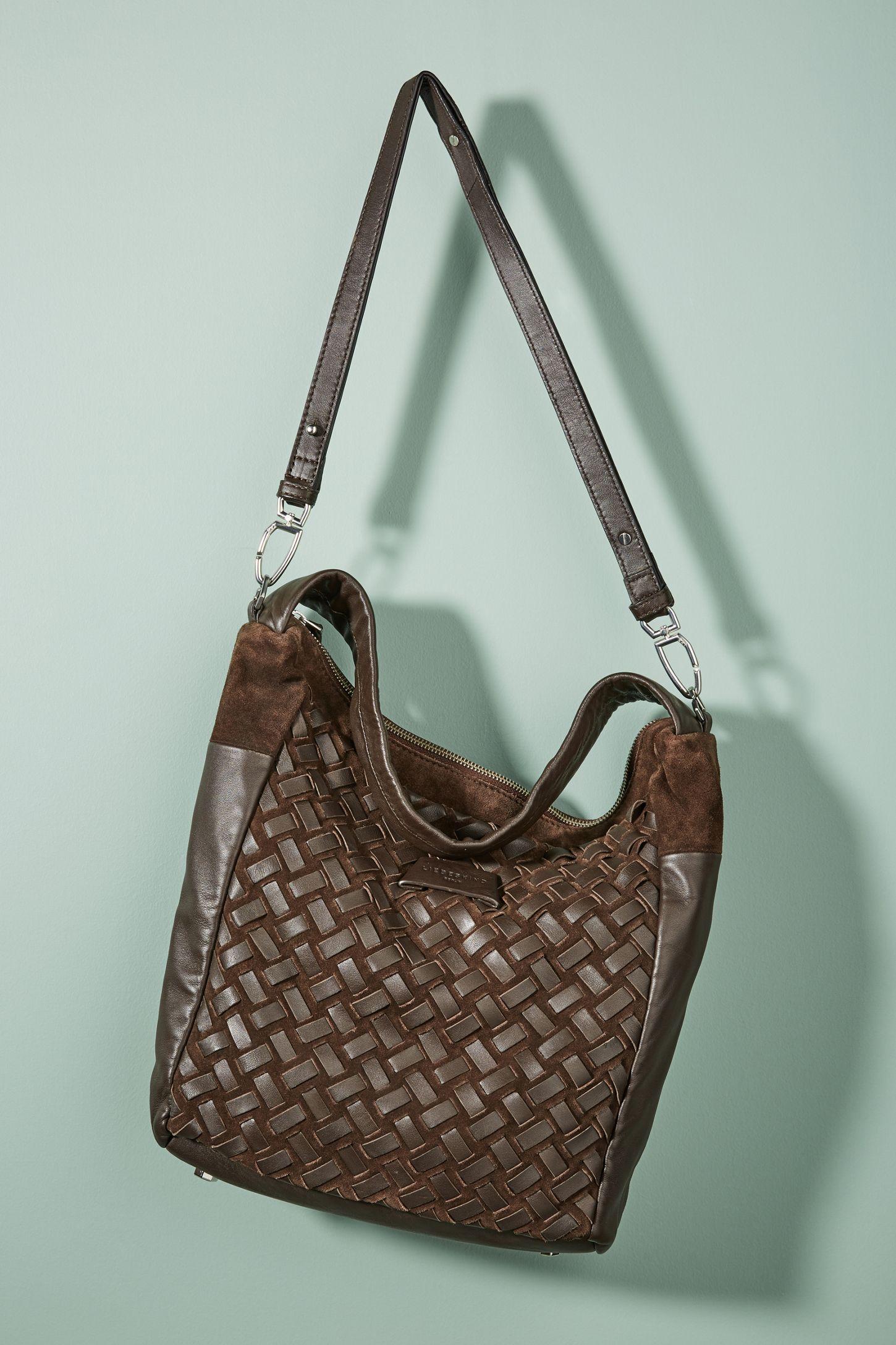 543d52678 Bedford Woven Shoulder Bag | Anthropologie
