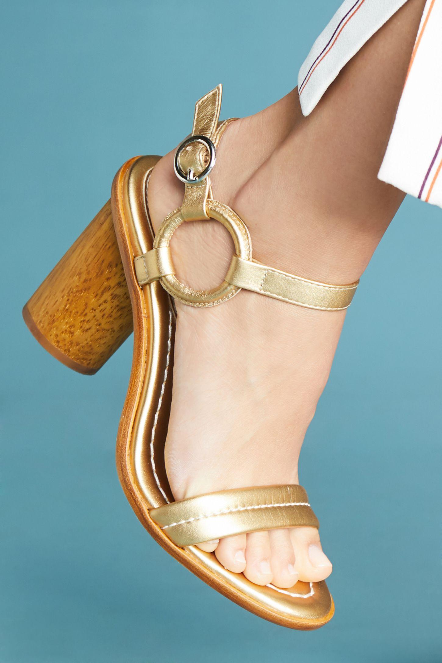 660528e66e01 Bernardo Harlow Heeled Sandals