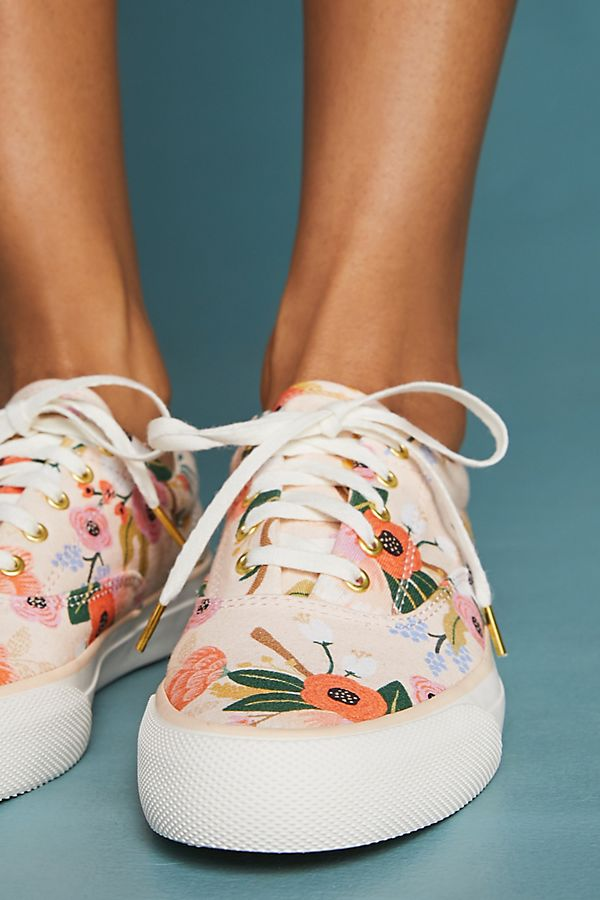 e580b0e567f Keds x Rifle Paper Co. Lively Sneakers