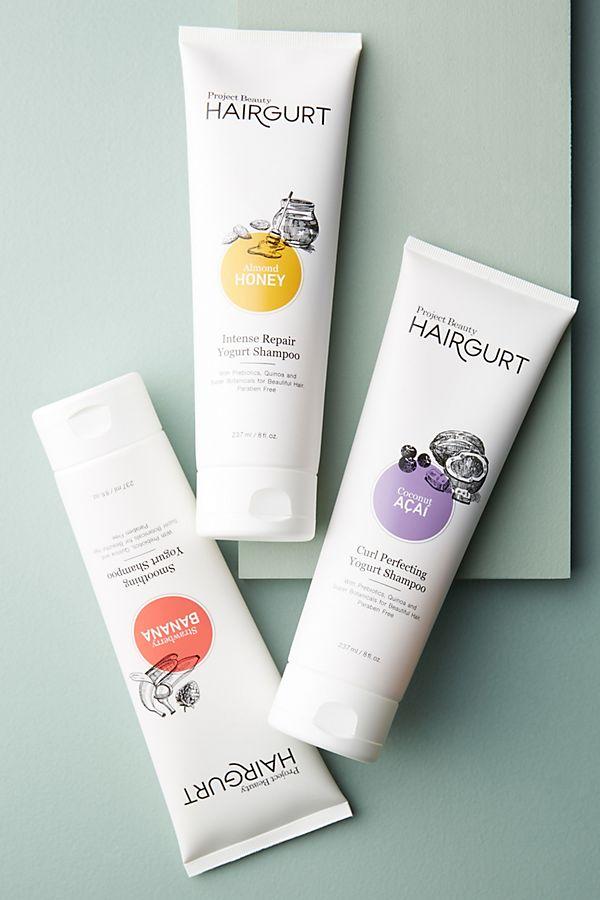 Project Beauty Hairgurt Yogurt Shampoo