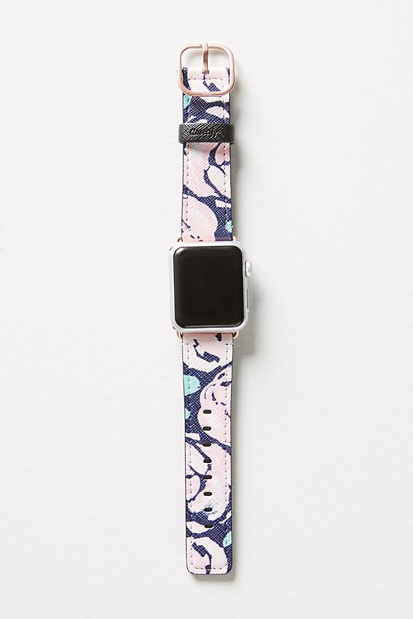 hot sale online ed0e0 b59fb Casetify Scotland Leather Apple Watch Band