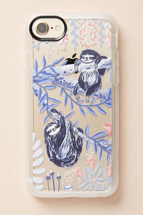 Casetify Sloths Iphone Case
