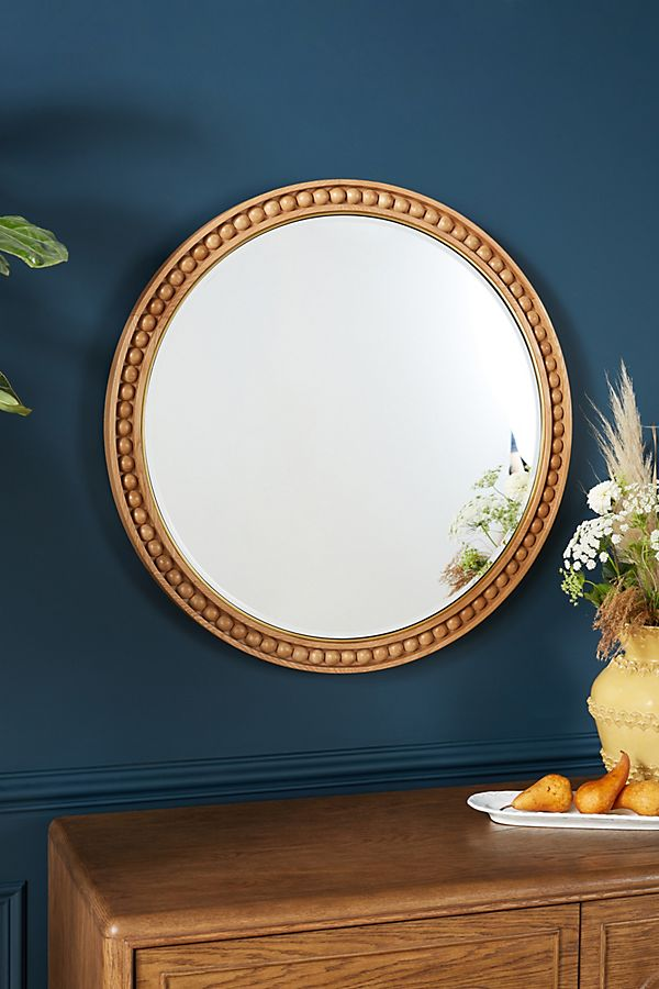 Slide View: 1: Soho Home x Anthropologie Harrison Mirror