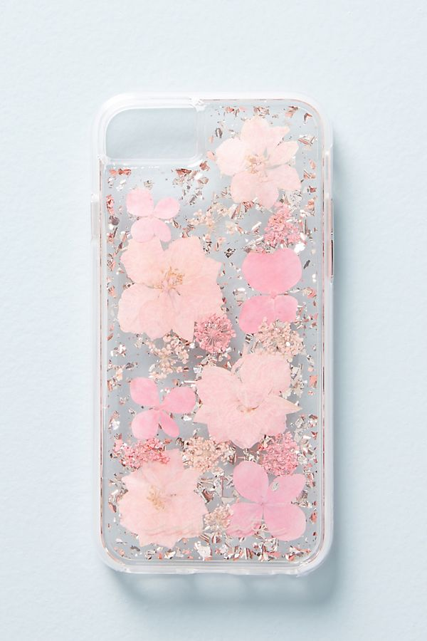 the best attitude 1e7c6 ef9cd Case-Mate Pressed Petals iPhone 6/6s/7/8 Case