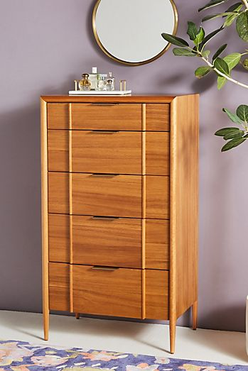 Quincy Five-Drawer Dresser