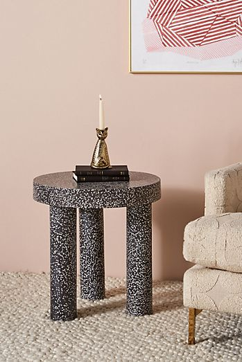 black - Unique End Tables & Side Tables | Anthropologie
