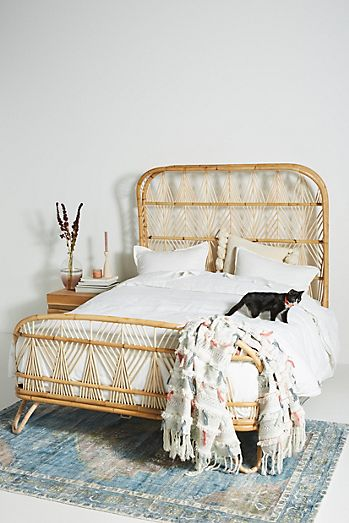 free shipping 01b56 edccf Bed Frames | King Size Bed Frames & More | Anthropologie