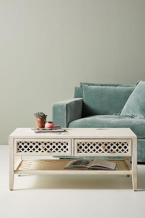 Fantastic Jali Carved Coffee Table Spiritservingveterans Wood Chair Design Ideas Spiritservingveteransorg