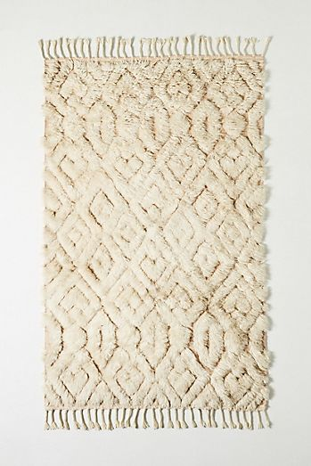 Joanna Gaines For Anthropologie Hand Knotted Camille Rug