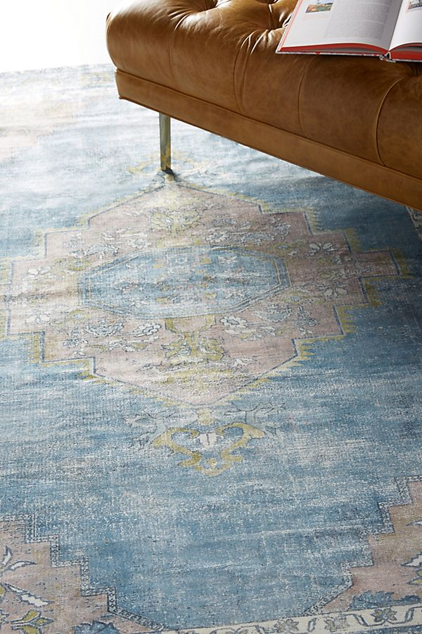 Slide View: 2: Joanna Gaines for Anthropologie Ruby Rug