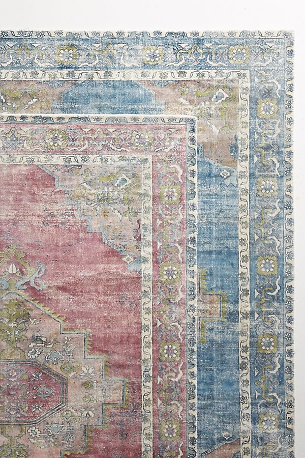 Pastel Color Rug by Joanna Gaines for Anthropologie