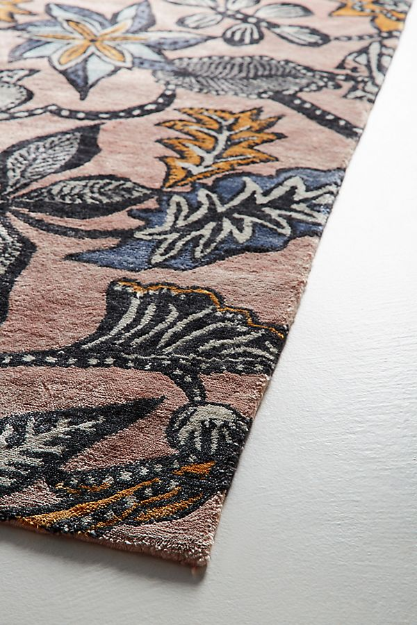 Hand-Knotted Lola Rug | Anthropologie UK