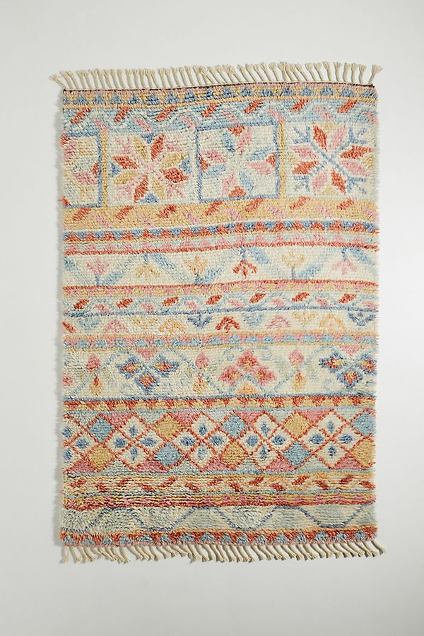 Hand Knotted Sita Rug by Anthropologie