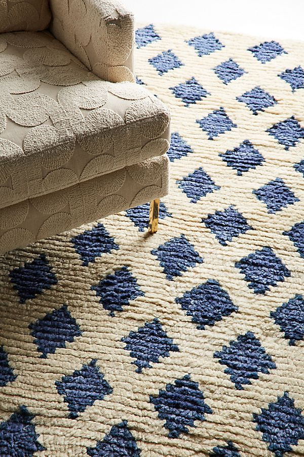 Slide View: 2: Hand-Knotted Alia Rug