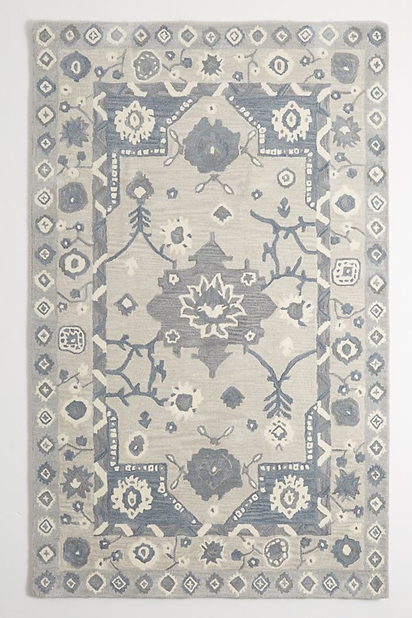Tufted Alexa Rug by Anthropologie