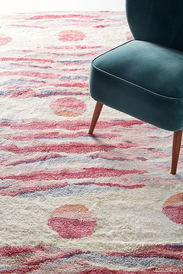 Tufted Dree Rug by Anthropologie