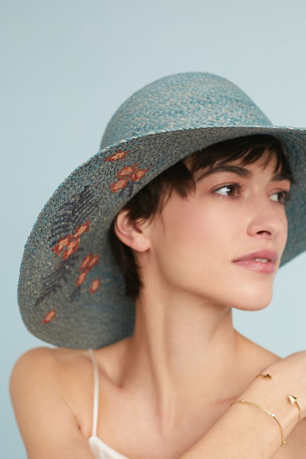 17f450c6eb8aae Helen Kaminski Jardin Floppy Hat | Anthropologie