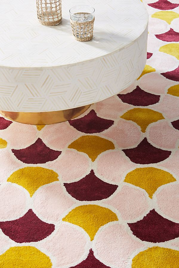Slide View: 2: Hand-Tufted Liza Rug