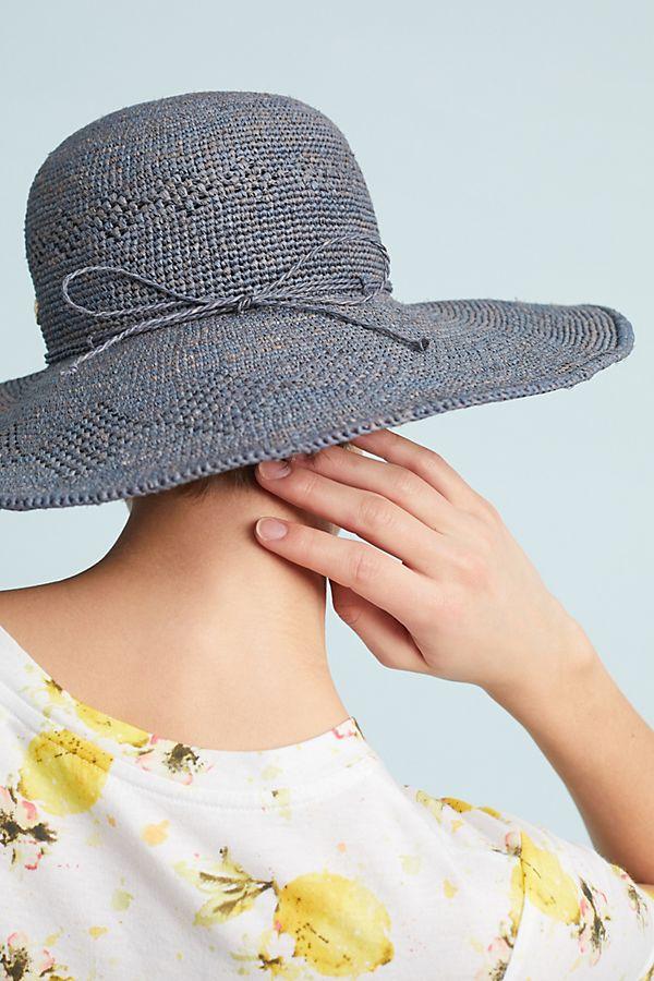 b1863def802e8c Helen Kaminski Camille Floppy Hat | Anthropologie