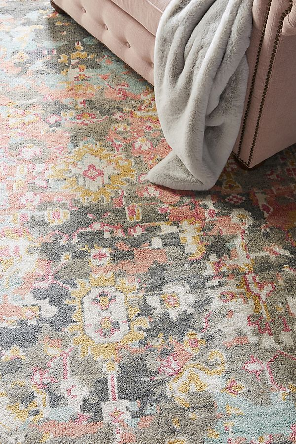 Slide View: 2: Hand-Knotted Dana Rug