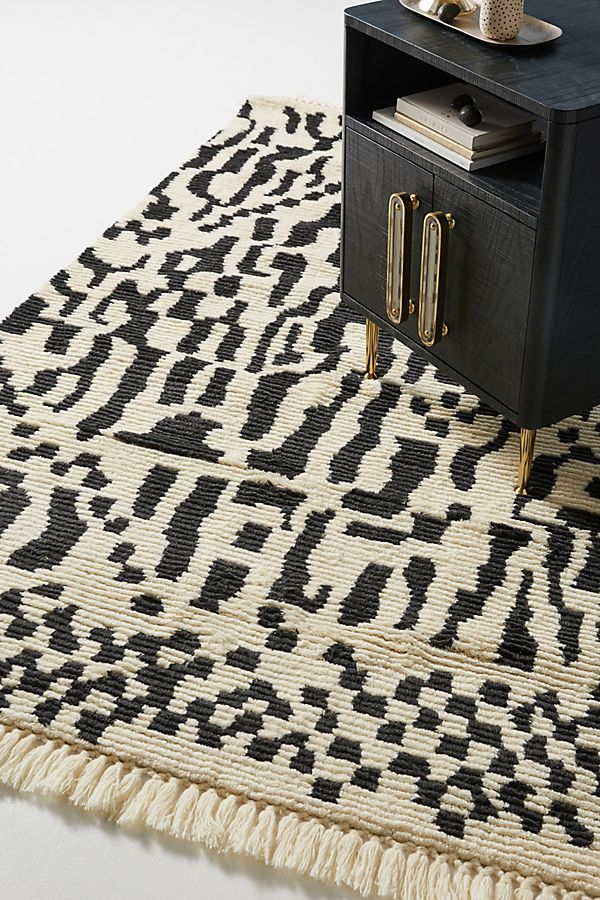 Slide View: 2: Hand-Knotted Ingo Rug