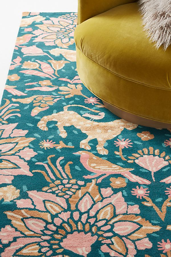 Slide View: 2: Tufted Mahina Rug