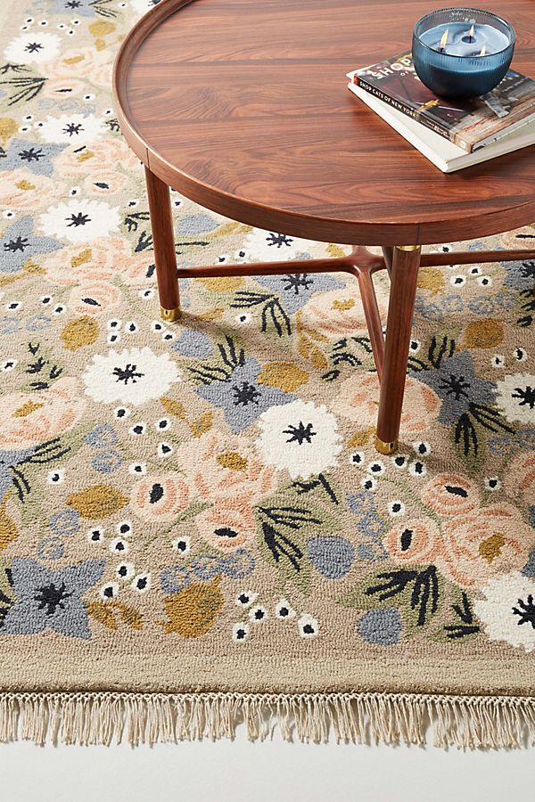 Slide View: 2: Rifle Paper Co. x Loloi Colette Rug