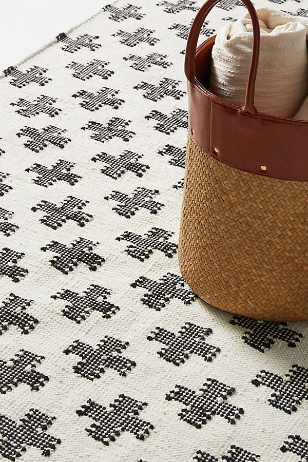 Slide View: 2: Handwoven Lorna Rug