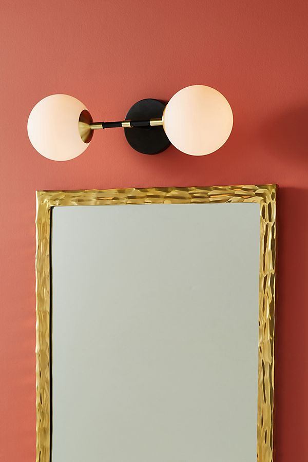 Mila Vanity Sconce by Anthropologie